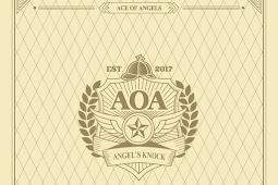 Lirik Lagu AOA – Lily Ft. Rowoon of SF9 Korean Song Lyrics