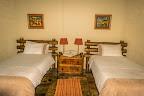 Semi-Luxury Kingfisher Room - Second Bedroom