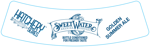 SweetWater Adding Hatchery Series #6 Golden Summer Ale