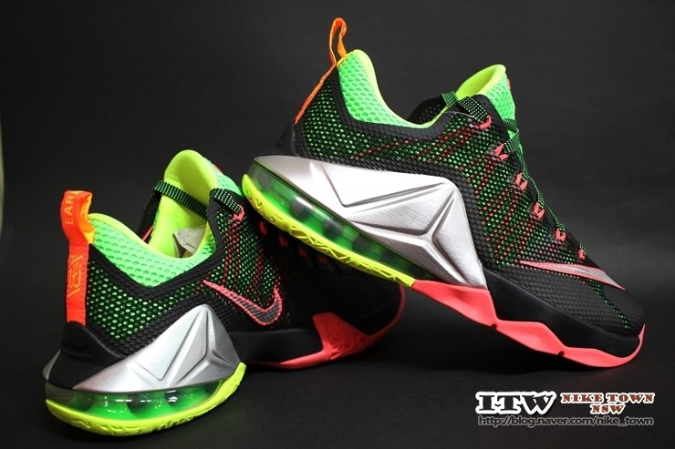 7a89dae57a88 ... get release reminder nike lebron 12 low remix be3b9 42007
