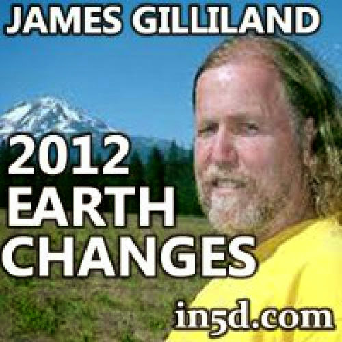 Eceti James Gilliland 2012 Social Economic And Physical Earth Changes In5d