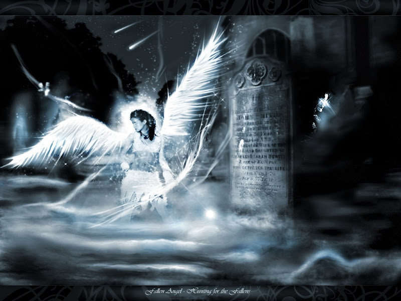 Angel In Dark Cemetry, Angels 3