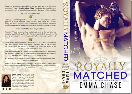 Royally Matched - full