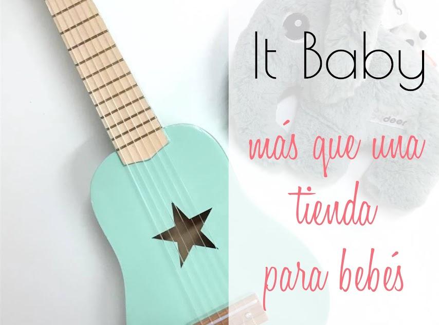 It Baby, tienda complementos para bebés y mamás