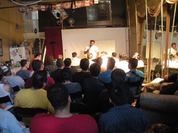 Hypnotica Speaks At 8 8 10 Casanova Crew Conference, Hypnotica