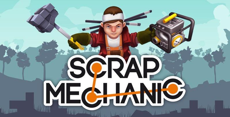 Scrap mechanic почему лагает - 67