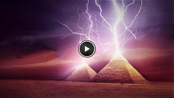 Pirâmide de Gizé era uma gigantesca máquina de energia