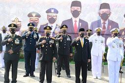 "Peringati HUT TNI Ke-76, Gubernur H. Ansar Ahmad Berpesan ""Jadilah TNI yang Dicintai dan Mencintai Rakyat"""