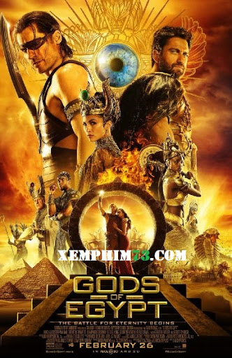 Phim Các Vị Thần Ai Cập-Gods of Egypt (2016) Full HD