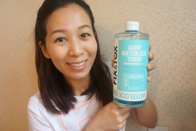 FIX&TOX 特大容量爽膚水Giant Waterlock Toner