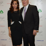 WWW.ENTSIMAGES.COM -  Myleene Klass  and Simon Calver Mothercare CEO  at        Mothercare - VIP Christmas party at Mothercare, 515 Oxford Street, London November 28th 2013                                              Photo Mobis Photos/OIC 0203 174 1069