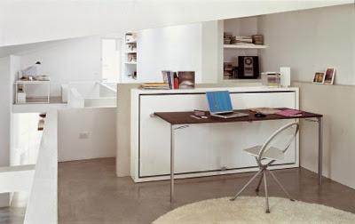 Dormitorios juveniles funcionales mejores ideas para el for Cama nido hipermueble