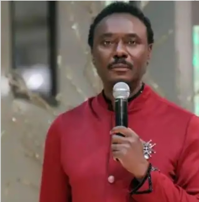 Reactions as Clergymen Chris Okotie shares Cryptic post about Prophet TV Joshua