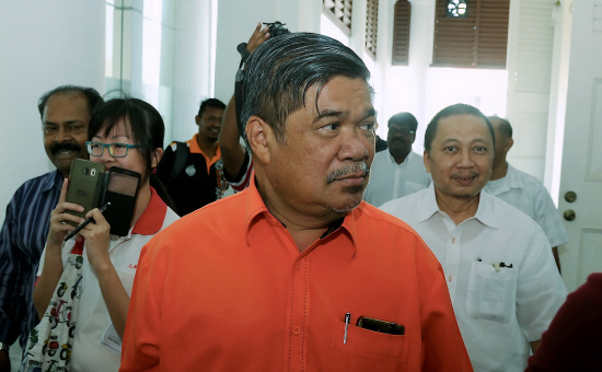 Mat Sabu Dilarang Ke Sarawak