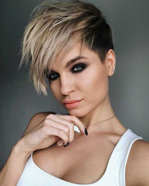 Layered Short Haircuts For Woman In 2018 5