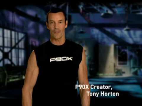 Revolutionary Fitness Of Tony Horton, Tony Horton