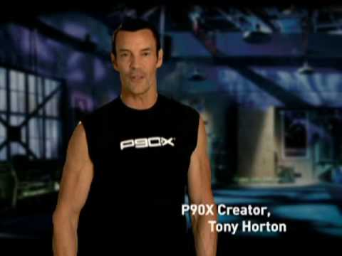 Revolutionary Fitness Of Tony Horton, Tony Horton
