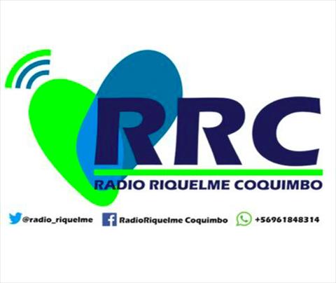 Logo Radio Riquelme TV