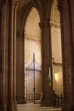 Photo: The place is huge. It felt a lot like Saint Patrick's in NYC.