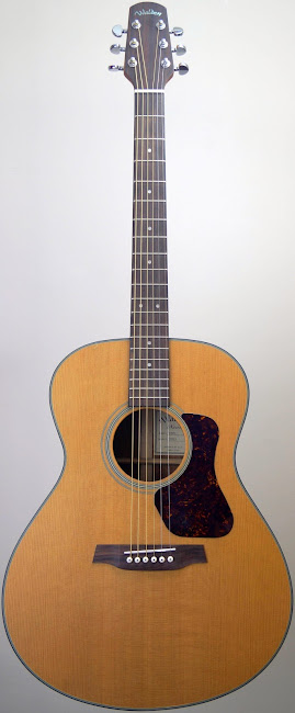 Walden G570 Natura acoustic guitar at Ukulele Corner