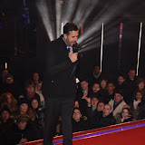OIC - ENTSIMAGES.COM - MC Celebrity Big Brother 4th eviction from the Big Brother house . Elstree London 22nd January 2016 Photo Mobis Photos/OIC 0203 174 1069