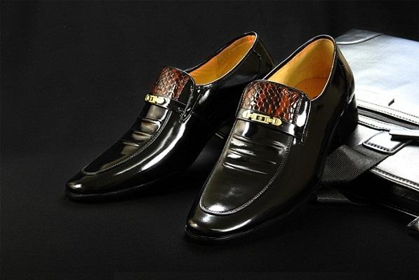 Giày da nam cao cấp D668