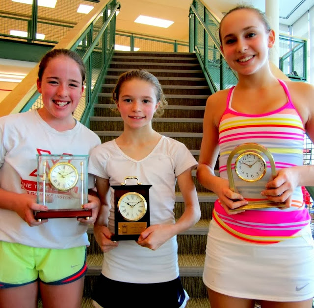 GU 15 winner Casey Kelly, finalist Marina Stefanoni, and 3rd place finisher Mimi Delisser