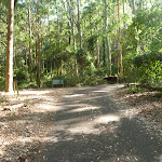 Intersection near Carnley Reserve in the Blackbutt Reserve (400090)