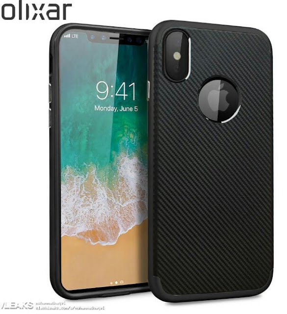 Smartphone Case Maker Olixar Drops Leaked Image Of The iPhone 8 14
