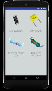 smd resistor code calculator Apk,color resistor 1