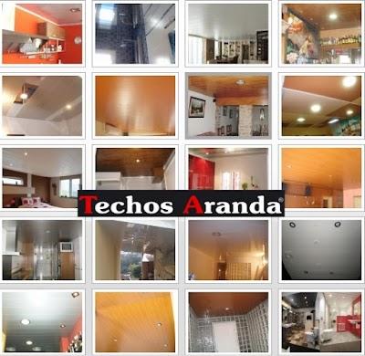 Imagenes de techos baños Madrid