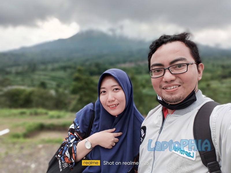 Hasil Foto Kamera Depan Realme C25