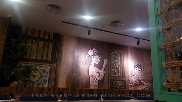 Baba Nyonya Restaurant, Avenue K