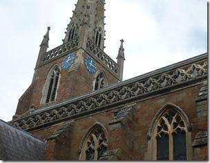 10 church stonework
