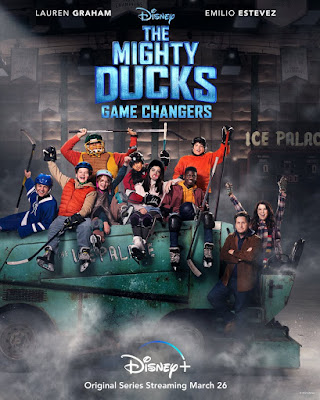 The Mighty Ducks: Game Changers Disney+