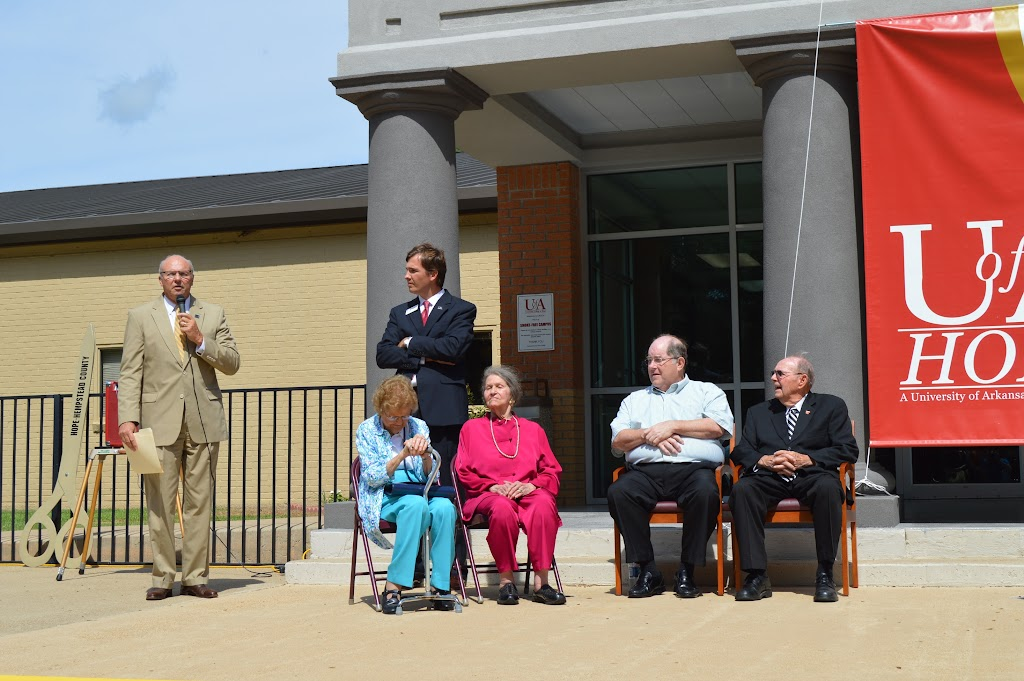 Mr. J.W. Rowe Administration Building Dedication - DSC_8191.JPG