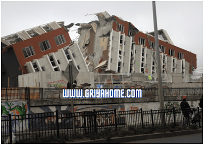 Bangunan Tahan Gempa Bumi