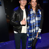 WWW.ENTSIMAGES.COM -   Oliver Proudlock and Grace McGovern    at         MINI - launch party at The Old Sorting Office, 21-31 New Oxford Street, London November 18th 2013                           Photo Mobis Photos/OIC 0203 174 1069