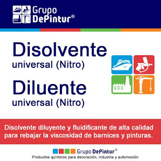 DISOLVENTE UNIVERSAL (Nitro)