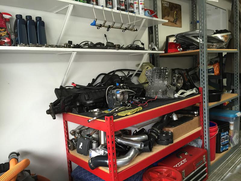 So This Happened This Morning: Catastrophic Engine Failure