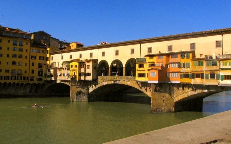 ponte vecchio 7%25255B9%25255D - 10 Most Famous Bridges In The around World  ලෝකයේ ජනප්රියම පාලම් දහය
