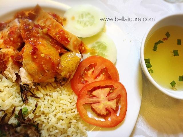 nasi ayam, resepi nasi ayam, makanan berbuka puasa