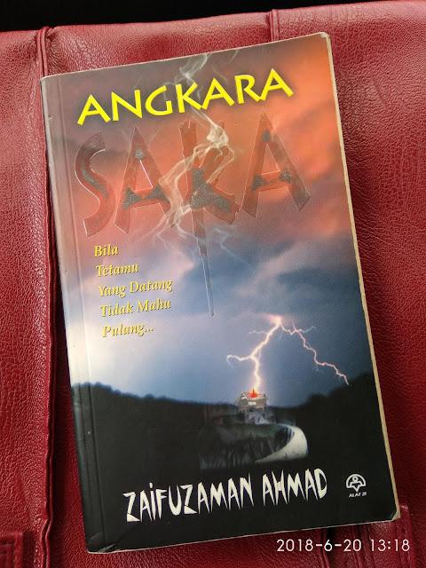 Angkara Saka oleh Zaifuzaman Ahmad