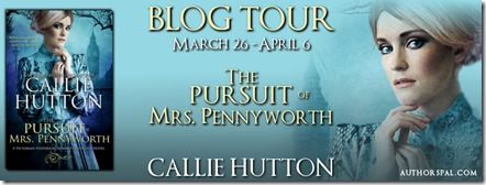 The Pursuit of Mrs. Pennyworth Tour  Banner
