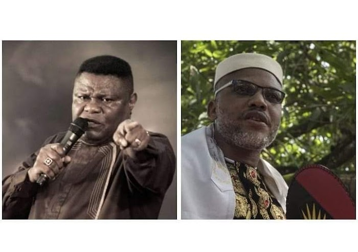 "I'm Afraid Nigeria May Collapse Soon, Nnamdi Kanu's Step to achieve Biafra is more dangerous than that of Ojukwu"" - Preacher Raises Alarm"