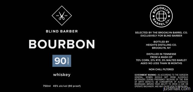 Blind Barber Bourbon