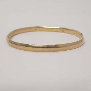 14K Gold Italy Bracelet #2