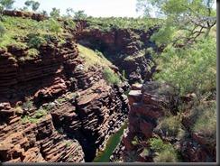 170517 026 Karijini National Park Joffre Falls