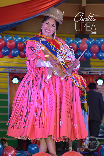 Cholita UPEA 2015