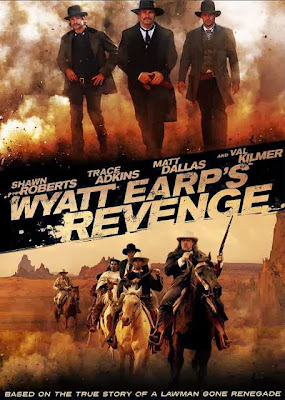 Poster Of Wyatt Earp's Revenge (2012) Full Movie Hindi Dubbed Free Download Watch Online At worldfree4u.com